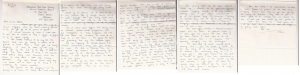 Letter to Aunt Edith from Jigiga April 1974